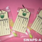 Mini Alien DNA Evidence Space SWAPS Kit for Girl Kids Scout makes 25