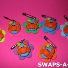 Mini Confused Crab ~ Lily Pad SWAPS Kit for Girl Kids Scout makes 24