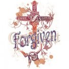 Forgiven ~ Cross -  Extra Large