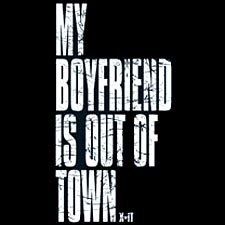 My Boyfriend Is Out Of Town 2 - Large