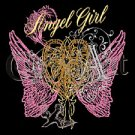 Angel Girl Goth- Small