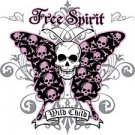 Free Spirit ~ Wild Child - Extra Large