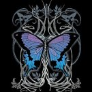 Goth Butterfly - Medium