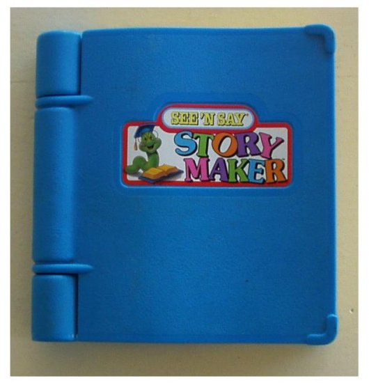 SEE 'N SAY STORY MAKER  by MATTEL