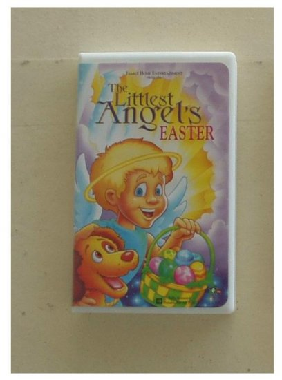 The Littlest Angel's Easter - Great Family Movie VHS