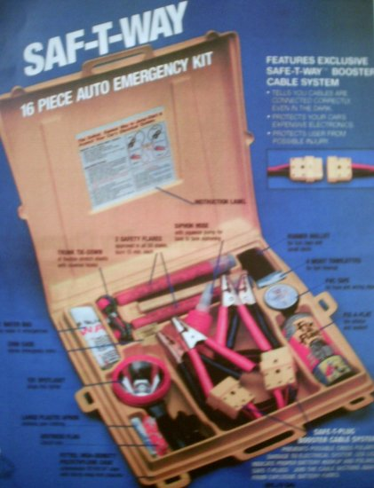 Road Safe T Kit