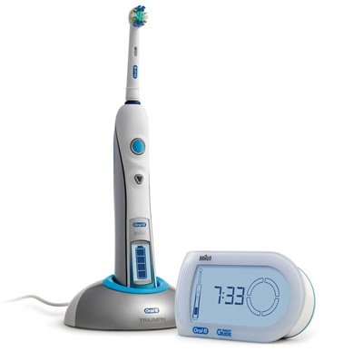 Oral B Triumph 9950 With Smart Guide