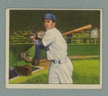 1950 Bowman # 77 Duke Snider Dodgers HOF EX-