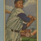 1952 Bowman # 44 Roy Campanella Dodgers HOF GOOD