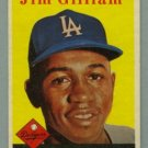 1958 Topps # 215 JIM GILLIAM Dodgers EX