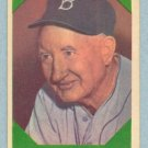 1960 Fleer # 51 Dazzy Vance HOF Brooklyn Dodgers