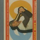 1960 Topps # 564 Willie Mays All-Star Giants HOF