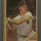 1962 Topps # 1 Roger Maris Yankees