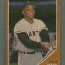 1962 Topps # 300 Willie Mays Giants HOF