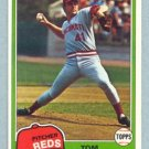 1981 Topps # 220 TOM SEAVER Reds HOF NM - MT+