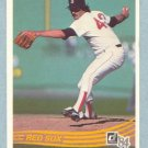1984 Donruss # 639 Dennis Eckersley HOF Red Sox