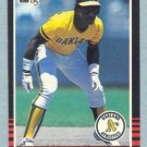 1985 Donruss # 176 Rickey Henderson Oakland A's