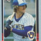 1985 Donruss # 48 Robin Yount HOF Brewers