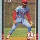 1985 Donruss # 59 Ozzie Smith HOF Cardinals