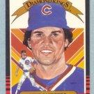 1985 Donruss Diamond Kings # 1 Ryne Sandberg HOF Cubs
