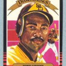 1985 Donruss Diamond Kings # 25 Tony Gwynn Padres