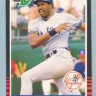 1985 Leaf # 127 Dave Winfield HOF Yankees