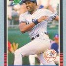 1985 Leaf # 127 Dave Winfield HOF Yankees