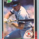1985 Leaf # 179 Wade Boggs HOF Red Sox