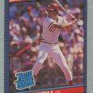 1986 Donruss # 37 Paul O Neill RC Reds Rookie