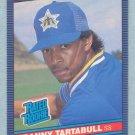 1986 Donruss # 38 Danny Tartabull Mariners