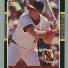 1987 Donruss # 135 Wally Joyner RC Angels Rookie