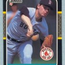 1987 Donruss # 276 Roger Clemens Red Sox