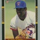 1987 Donruss # 346 Ruben Sierra RC Rangers Rookie