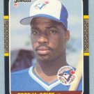 1987 Donruss # 621 Fred McGriff Blue Jays