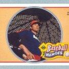 1991 UD Baseball Heroes # 13 Nolan Ryan HOF Mets Angels
