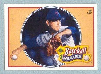1991 UD Baseball Heroes # 15 Nolan Ryan HOF Mets Angels