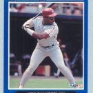 1992Fleer Rookie Sensations# 16 Wes Chamberlain Phillies