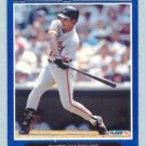 1992 Fleer Rookie Sensations # 18 Chito Martinez Orioles