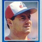 1992 Fleer Rookie Sensations # 5 Jeff Fassero Expos