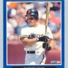 1992 Fleer Rookie Sensations # 6 Darren Lewis SF Giants