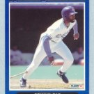 1992 Fleer Rookie Sensations # 9 Brian McRae Royals