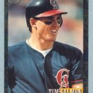 1993 Bowman # 341 Tim Salmon Foil Angels