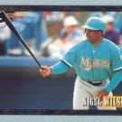 1993 Bowman # 351 Nigel Wilson Foil Marlins