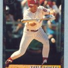 1993 Bowman # 356 Kevin Stocker Foil Phillies