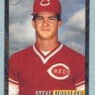 1993 Bowman # 694 Steve Gibralter Foil RC Reds