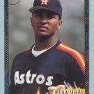 1993 Bowman # 695 Gary Mota Foil RC Astros
