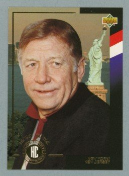 1994 UD World Cup Soccer Captains Mickey Mantle HOF