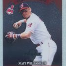 1997 Donruss Ltd Counterparts # 14 Matt Williams -- Vinny Castilla