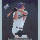 1997 Donruss Ltd Counterparts # 15 Todd Hollandsworth -- Bob Abreu Dodgers Astros