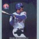 1997 Donruss Ltd Counterparts # 150 Henry Rodriguez -- Ray Lankford Expos Cards